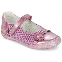Pantofi Fete Balerin și Balerini cu curea Babybotte KAYLINE Roz
