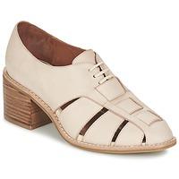 Încăltăminte Femei Pantofi Derby Jeffrey Campbell ALONZO Bej