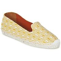 Pantofi Femei Espadrile Missoni XM029 Galben