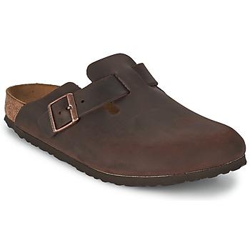 Pantofi Bărbați Saboti Birkenstock BOSTON Maro