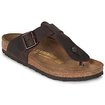 Pantofi Bărbați  Flip-Flops Birkenstock MEDINA PREMIUM Maro