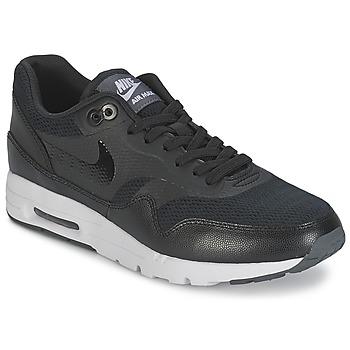 Pantofi Femei Pantofi sport Casual Nike AIR MAX 1 ULTRA ESSENTIAL W Negru