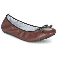 Pantofi Femei Balerin și Balerini cu curea Mac Douglas ELIANE Maro