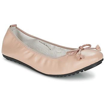 Pantofi Femei Balerin și Balerini cu curea Mac Douglas ELIANE Roz