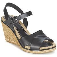 Pantofi Femei Sandale și Sandale cu talpă  joasă Nome Footwear ARISTOT Negru