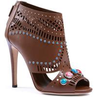 Pantofi Femei Sandale  Gucci 371057 A3N00 2548 marrone