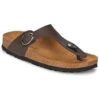Pantofi Femei  Flip-Flops Casual Attitude PILTOBLE Maro / Mat