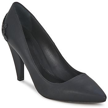 Pantofi Femei Pantofi cu toc McQ Alexander McQueen 336523 Negru