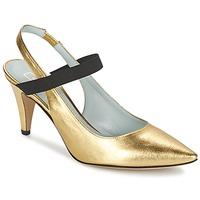Încăltăminte Femei Pantofi cu toc Marc Jacobs VALERY Auriu