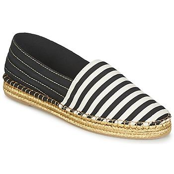 Pantofi Femei Espadrile Marc Jacobs SIENNA Negru / Alb