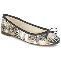 Pantofi Femei Balerin și Balerini cu curea Desigual MISSIA Maro