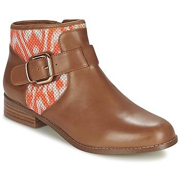 Pantofi Femei Ghete Mellow Yellow VABEL Maro / Portocaliu