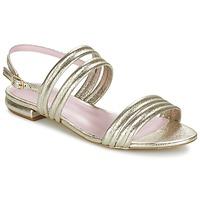 Pantofi Femei Sandale și Sandale cu talpă  joasă Mellow Yellow VEO Auriu