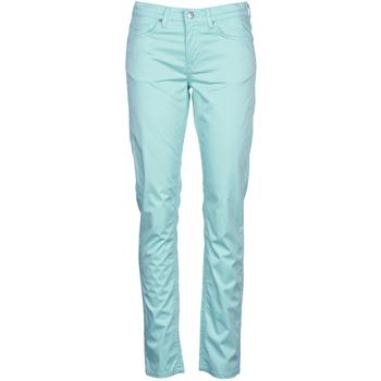 Îmbracaminte Femei Pantalon 5 buzunare Gant 410478 Gri