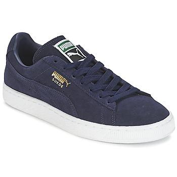 Pantofi Pantofi sport Casual Puma SUEDE CLASSIC + Bleumarin