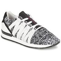 Încăltăminte Femei Pantofi sport Casual Serafini MIAMI Negru / Alb