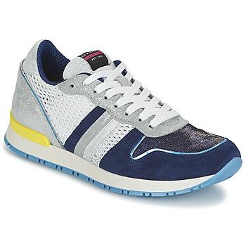 Încăltăminte Femei Pantofi sport Casual Serafini LOS ANGELES Albastru / Alb