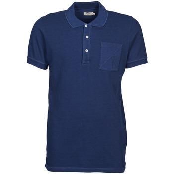 Îmbracaminte Bărbați Tricou Polo mânecă scurtă Kulte DALLE Albastru