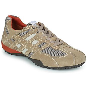 Pantofi Bărbați Pantofi sport Casual Geox SNAKE K Bej