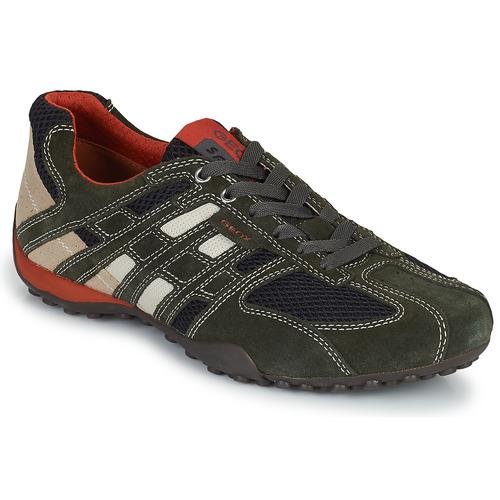 Pantofi Bărbați Pantofi sport Casual Geox SNAKE Gri