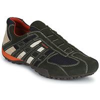 Pantofi Bărbați Pantofi sport Casual Geox SNAKE L Gri