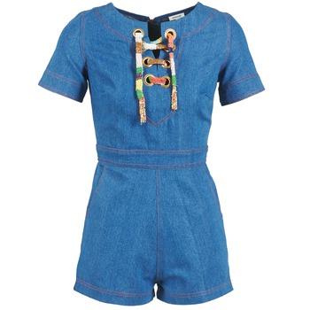 Îmbracaminte Femei Jumpsuit și Salopete Manoush LACET Albastru / Jean