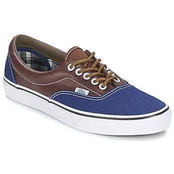 Pantofi Bărbați Pantofi sport Casual Vans ERA Bleumarin / Maro