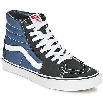 Pantofi Pantofi sport stil gheata Vans SK8-HI Bleumarin / Negru