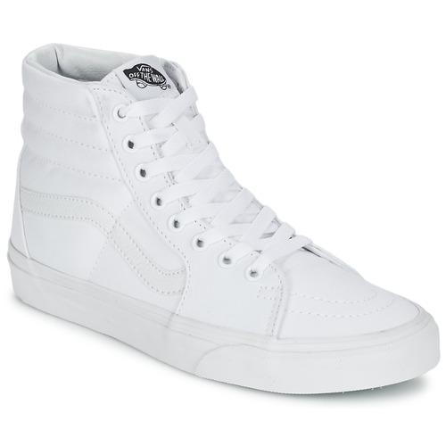 Pantofi Pantofi sport stil gheata Vans SK8-HI Alb