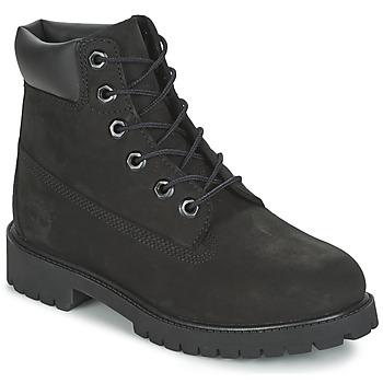 Încăltăminte Băieți Ghete Timberland 6 IN PREMIUM WP BOOT Negru