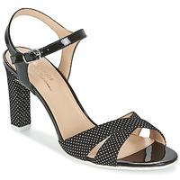 Pantofi Femei Sandale  France Mode ZEN Negru