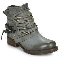 Pantofi Femei Ghete Airstep / A.S.98 SAINT Negru / Smoke