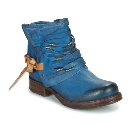 Pantofi Femei Ghete Airstep / A.S.98 SAINT Albastru
