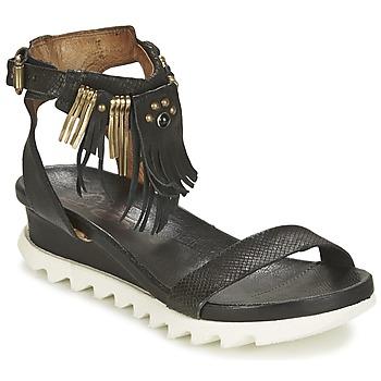 Pantofi Femei Sandale  Airstep / A.S.98 FLOOD Negru