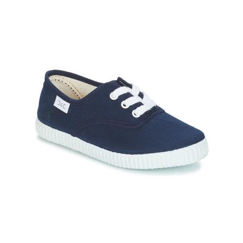 Pantofi Copii Pantofi sport Casual Citrouille et Compagnie KIPPI BOU Albastru