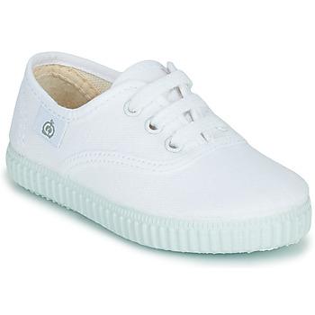 Pantofi Copii Pantofi sport Casual Citrouille et Compagnie KIPPI BOU Alb