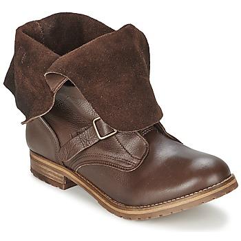 Pantofi Femei Ghete Casual Attitude DISNELLE Maro