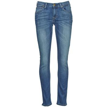 Îmbracaminte Femei Jeans slim Lee JADE Albastru