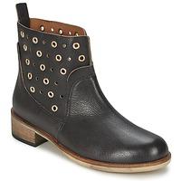Pantofi Femei Ghete BOSS 50266292 Negru