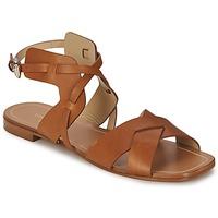Pantofi Femei Sandale și Sandale cu talpă  joasă Etro 3947 Maro