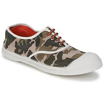 Pantofi Femei Pantofi sport Casual Bensimon TENNIS CAMOFLUO Camuflaj