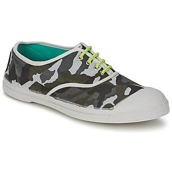 Pantofi Bărbați Pantofi sport Casual Bensimon TENNIS CAMOFLUO Camuflaj