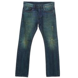 Îmbracaminte Bărbați Jeans drepti Ünkut Six Albastru