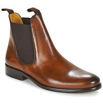 Pantofi Bărbați Ghete Brett & Sons BERNARD Coniac
