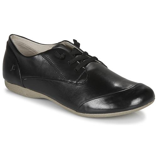 Pantofi Femei Pantofi Derby Josef Seibel FIONA 01 Negru