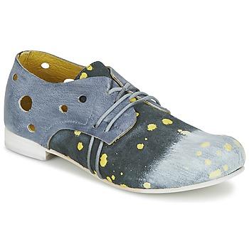 Pantofi Femei Pantofi Derby Papucei LOLA Gri