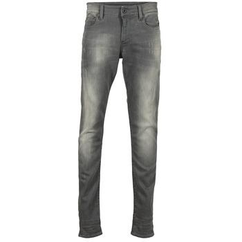 Îmbracaminte Bărbați Jeans skinny G-Star Raw REVEND SUPER SLIM Gri