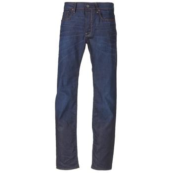 Îmbracaminte Bărbați Jeans drepti G-Star Raw 3301 STRAIGHT Hydrite / Denim / Dk / Aged