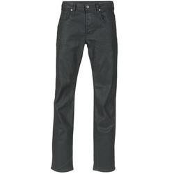Îmbracaminte Bărbați Jeans drepti G-Star Raw 3301 STRAIGHT Negru