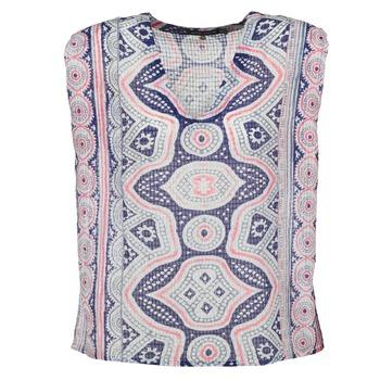 Îmbracaminte Femei Topuri și Bluze Antik Batik JAGGA Albastru / Multicolor